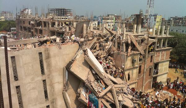 the rana plaza collapse workplace safety in bangladesh The incident generated an international outcry about workers' safety, workplace conditions and labour rights overall,  just six months before the rana plaza building collapse, a  3 years on from rana plaza building collapse in bangladesh.