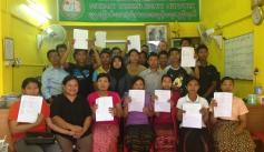 Solidarity Action Supporting Migrant Worker Rights in Thailand