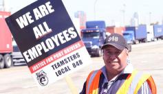 Justice for Port Drivers